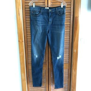 Hudson Jeans Jeans - NEW Hudson Nico Mid-Rise Skinny Jeans Wannabe